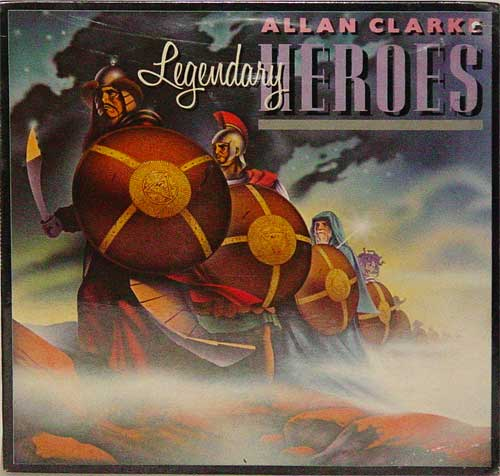 Allan Clarke - Legendary Heroes - SEALED RARE LP | eBay