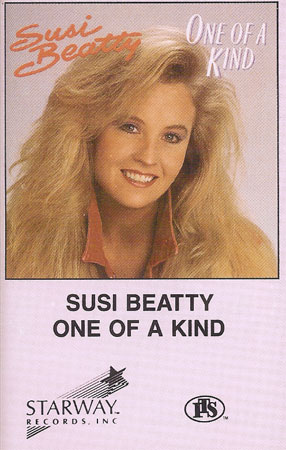Susi Beatty - One Of A Kind